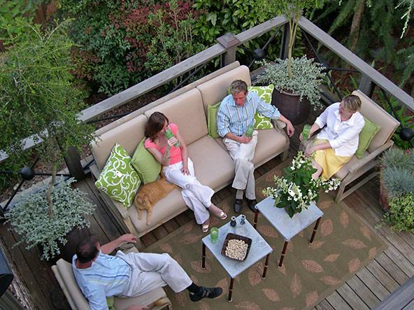 PARDUOTUVĖ ir sodas sodo baldai