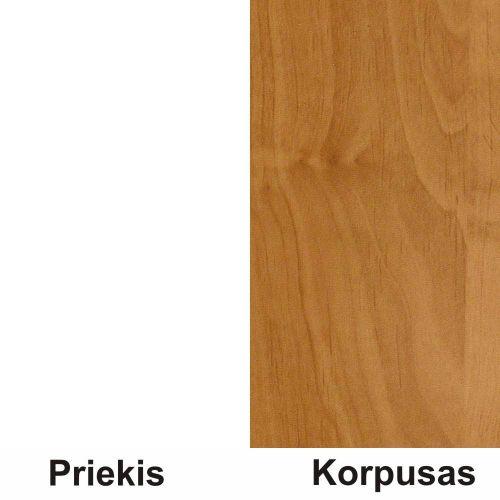 Balta (front)/alksnis (korpus)