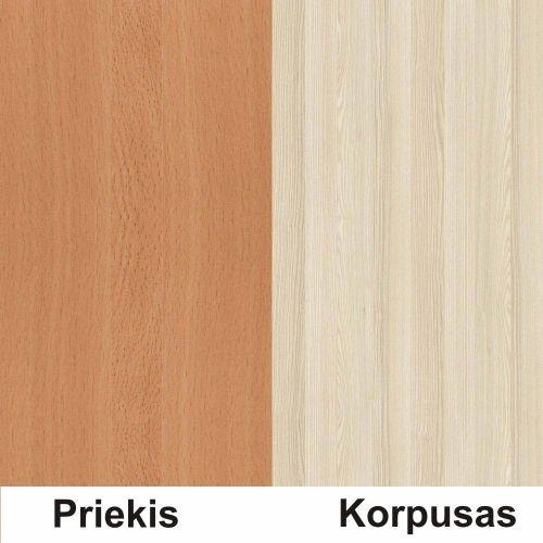 Bukas (front)/akacja (korpus)