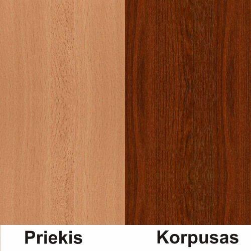 Bukas (front)/corsico (korpus)