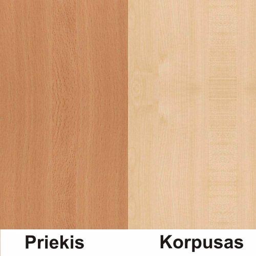 Bukas (front)/klevas