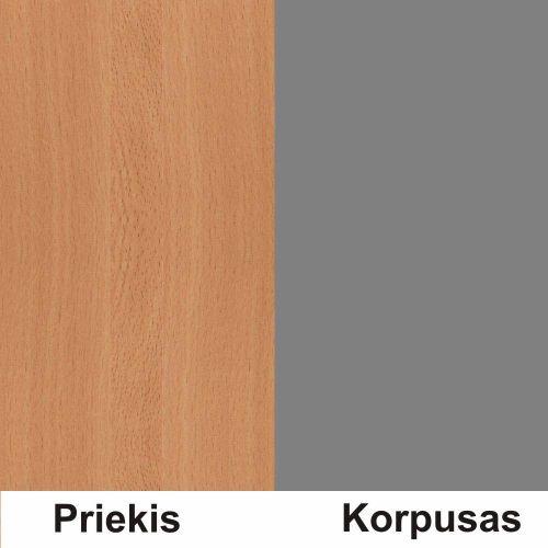 Bukas (front)/pilka (korpus)