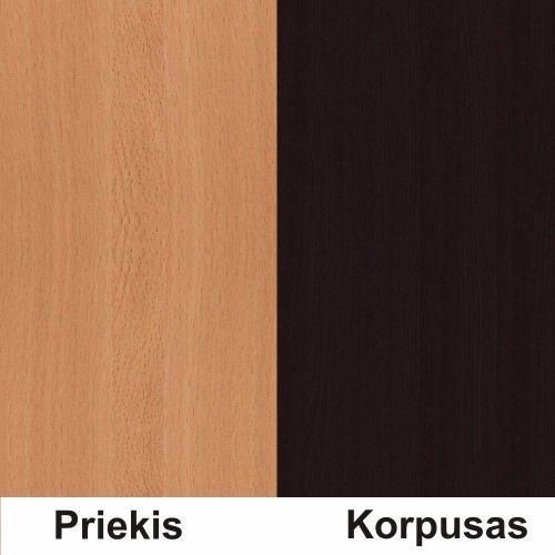 Bukas (front)/wenge (korpus)