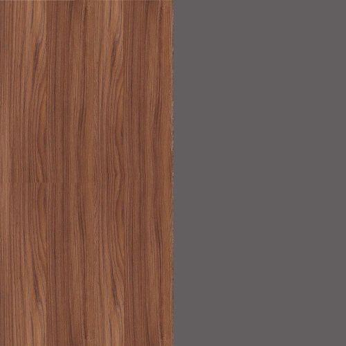 C166 ąžuolo sangallo / uni volfram pilka / pilka mat