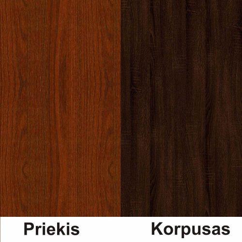 Corsico (front)/sonoma šokolado (korpus)