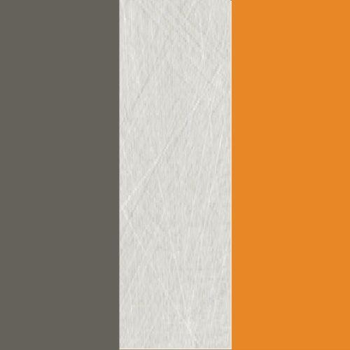 Grafit / matera / oranžinė