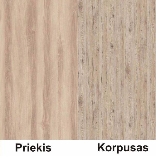 Guoba (front)/bordeux (korpus)