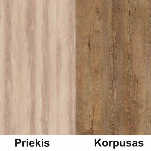 Guoba (front)/lefkas (korpus)