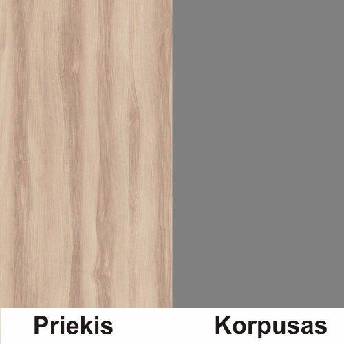 Guoba (front)/pilka (korpus)