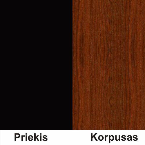 Juoda (Front)/Corsico (Korpus)