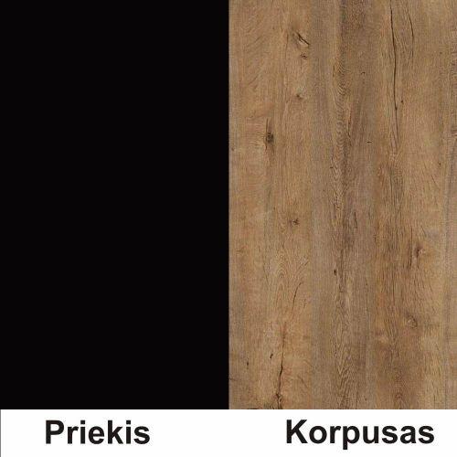 Juoda (Front)/Lefkas (Korpus)