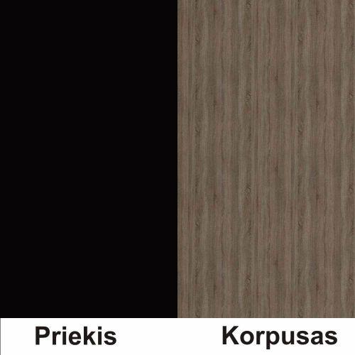 Juoda (Front)/Trufla (Korpus)