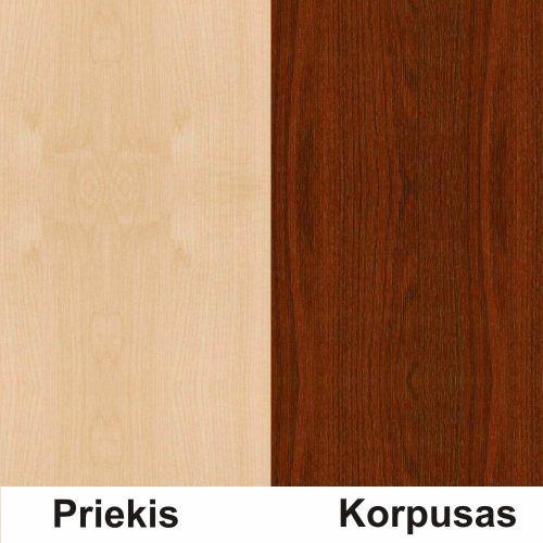 Klevas (priekis)/corsico (korpusas)