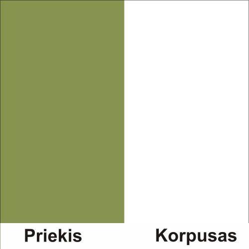 Olivka (priekis)/balta (korpusas)