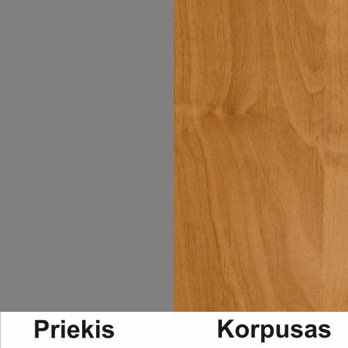 Pilka (front)/alksnis (korpus)