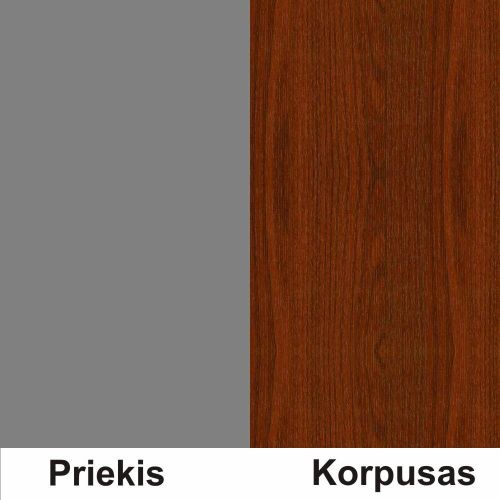 Pilka (front)/corsico (korpus)