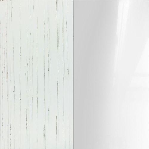 Priekis balta (bia)/korpus balta blizgi (bip)