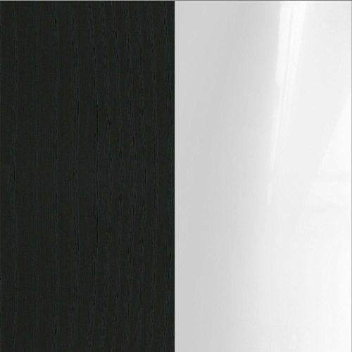 Priekis grafit (gra)/korpus balta blizgi (bip)