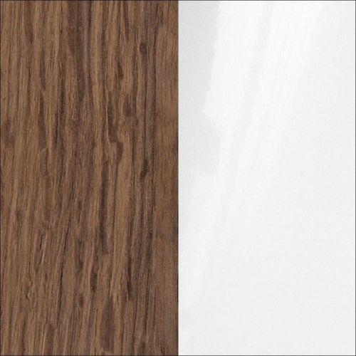 R4297 ąžuolas salina/balta blizgi