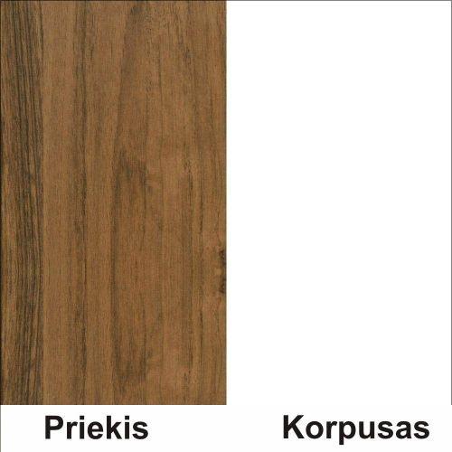 Riešutas (Front)/Balta (Korpus)