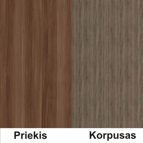 Slyva (front)/trufla (korpus)