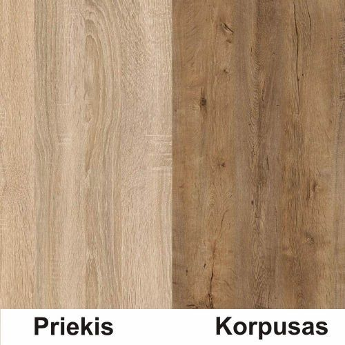 Sonoma (front)/lefkas (korpus)