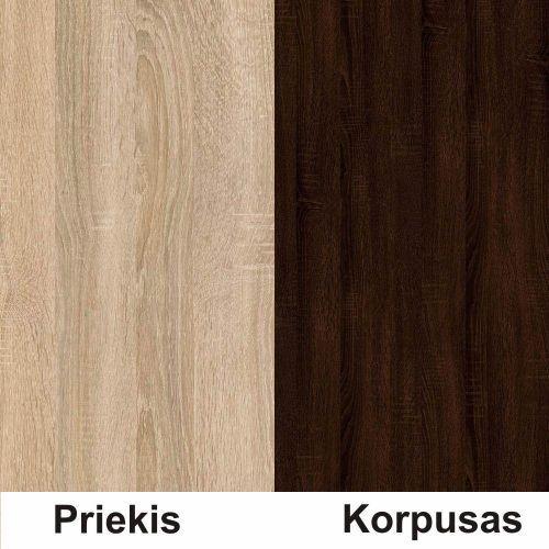 Sonoma (front)/sonoma šokolado (korpus)