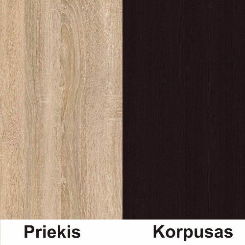 Sonoma (front)/wenge (korpus)