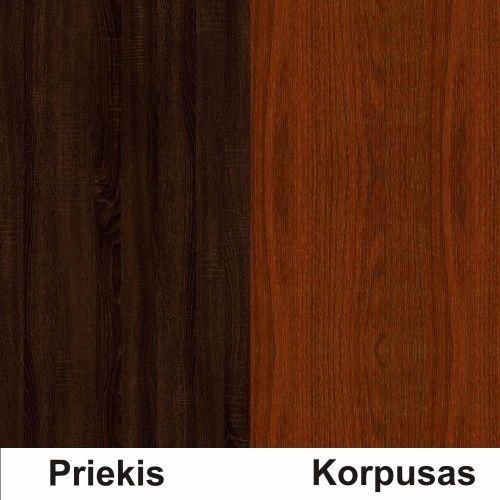 Sonoma šokolado (front)/corsico (korpus)