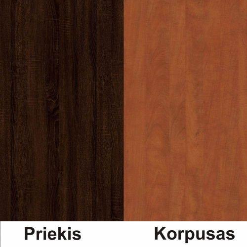 Sonoma šokolado (front)/kriaušė (korpus)