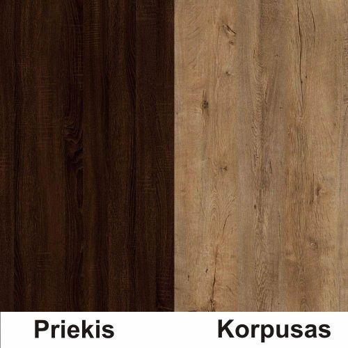 Sonoma šokolado (front)/lefkas (korpus)