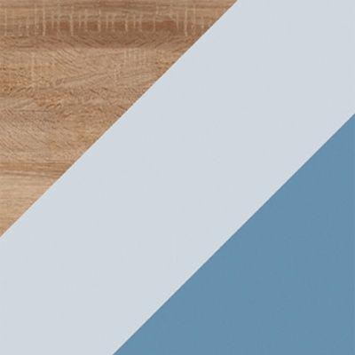 Sonoma šviesi- błękit - intarpas žydra