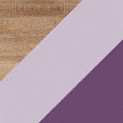 Sonoma šviesi- lawenda - intarpas fiolet