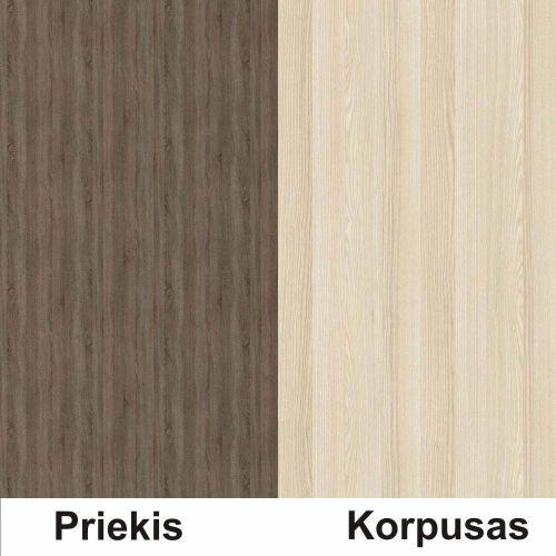Trufla (front)/akacja (korpus)