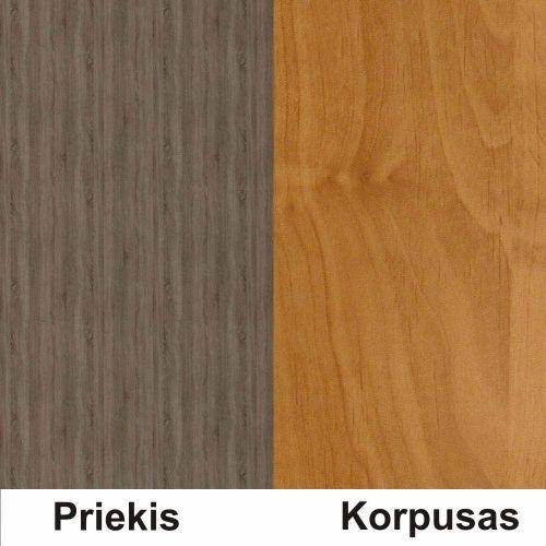 Trufla (front)/alksnis (korpus)