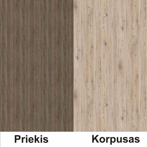 Trufla (front)/bordeux (korpus)