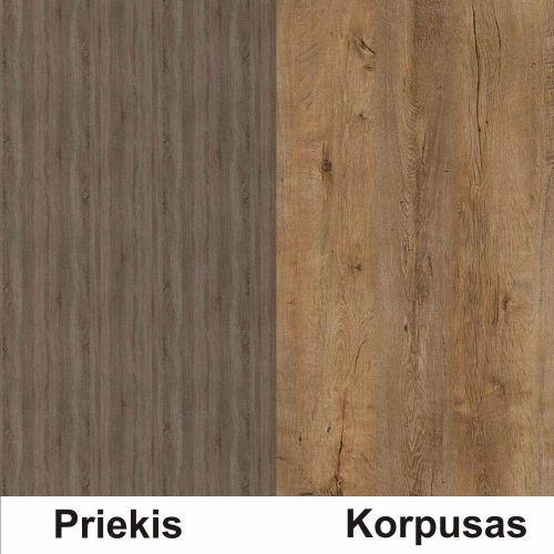 Trufla (front)/lefkas (korpus)