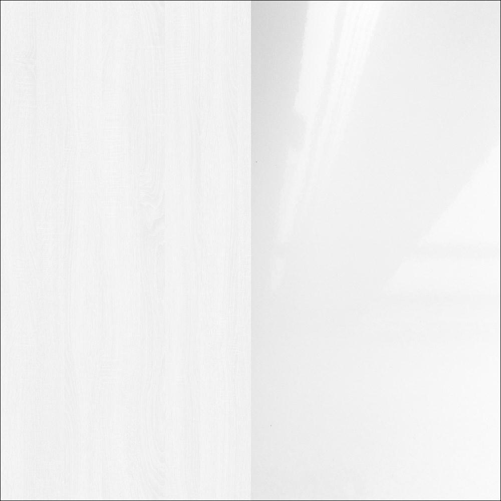 U8681sd balta alaska/balta blizgi