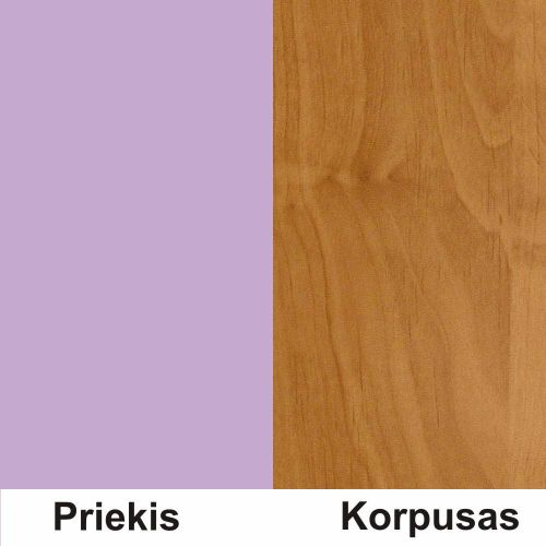 Violetine (front)/alksnis (korpus)