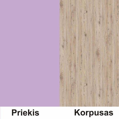 Violetine (front)/bordeaux (korpus)