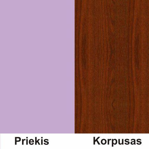 Violetine (front)/corsico (korpus)