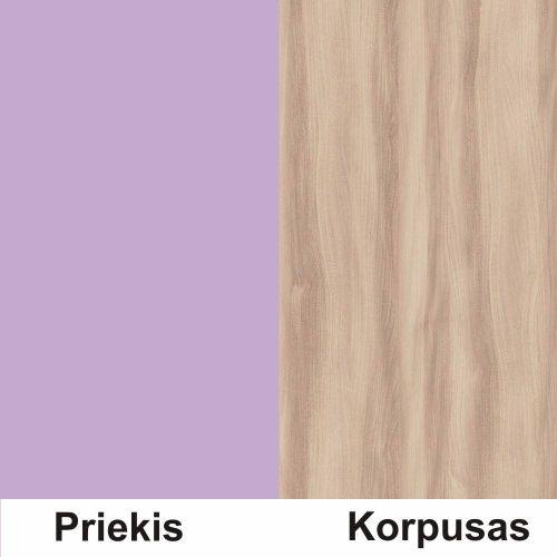 Violetine (front)/guoba (korpus)