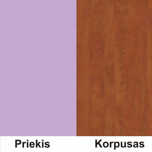 Violetine (front)/kriaušė (korpus)