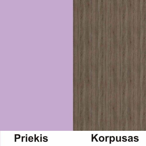Violetine (front)/trufla (korpus)