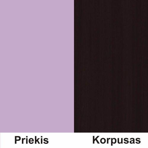 Violetine (front)/wenge (korpus)