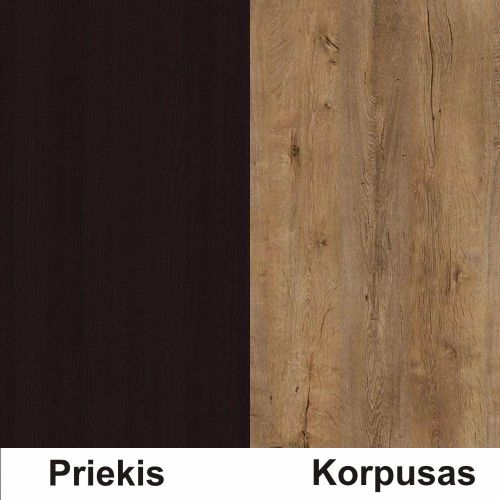 Wenge (front)/lefkas (korpus)