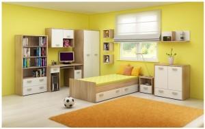 Vaikų kambario komplektass GS117478