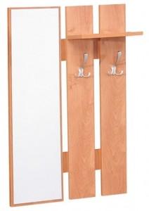 Rūbų kabykla su veidrodžiu GS132740