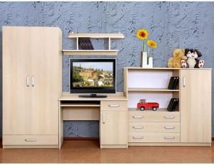 Vaikų kambario komplektass GS134688