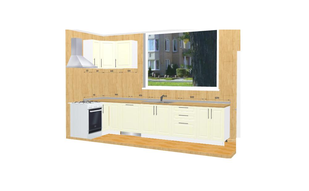 Virtuvės projektas